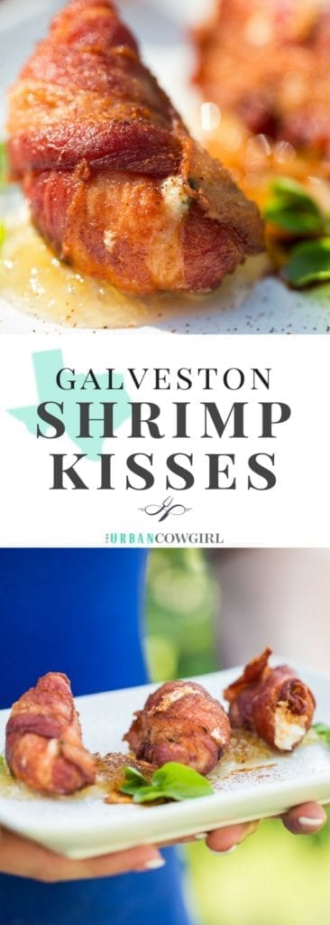 Shrimp Kisses with Caramelized Pineapple Sauce