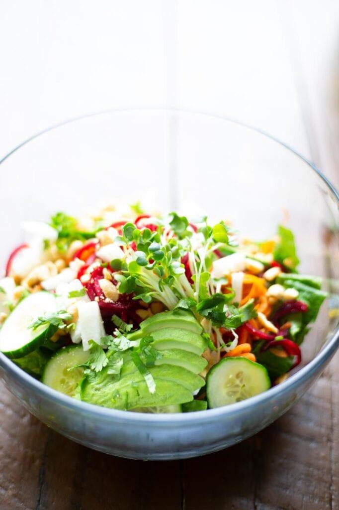 Vegan Raw Pad Thai Recipe