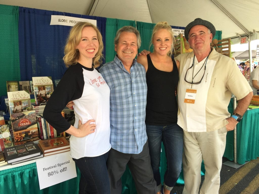 Sarah Penrod and the Urban Cowgirl Tribe at Texas Book Fest
