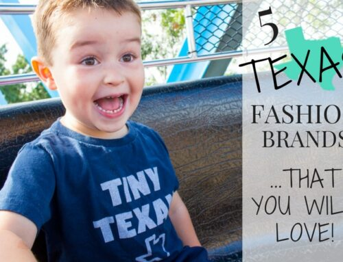 5 Texas Fashion Brands You Will Love…