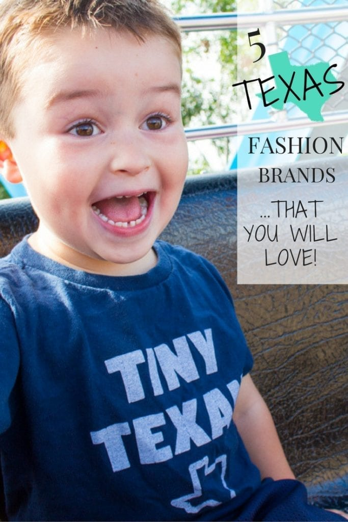 5 Texas Pride Fashion Brands You Will Love!