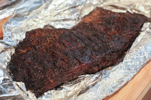 Aaron Franklin's Brisket Recipe