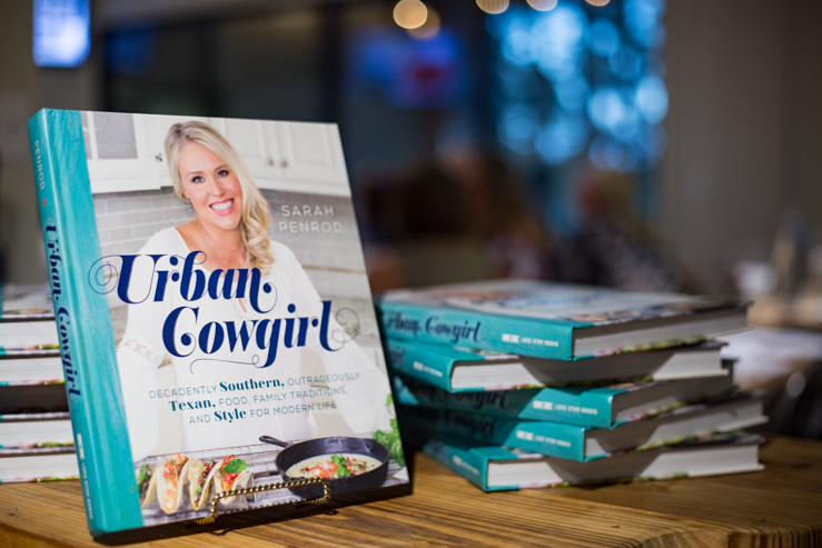 The Urban Cowgirl Cookbook