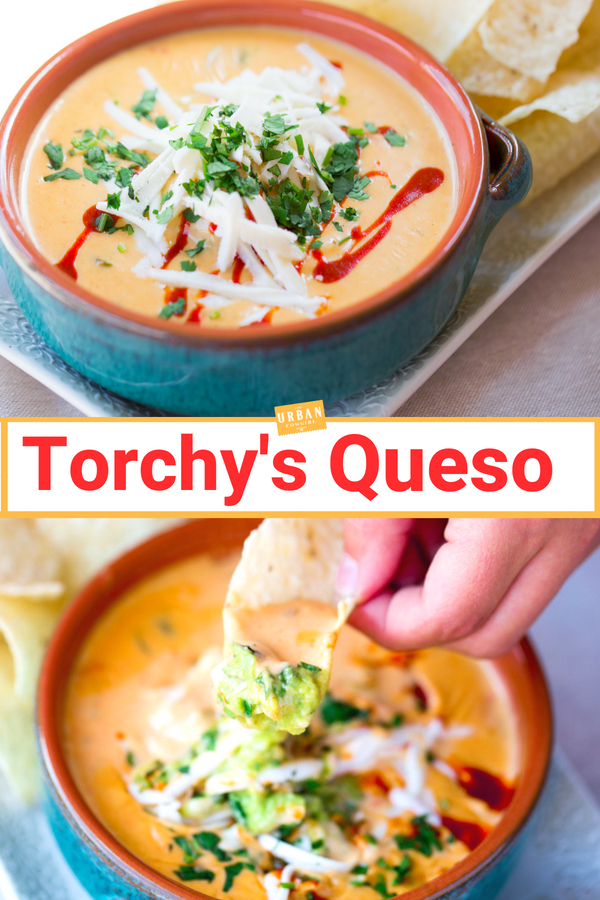 Torchy's Queso Recipe