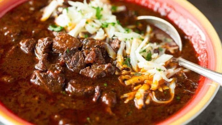 Texas Brisket Chili Recipe Urban Cowgirl