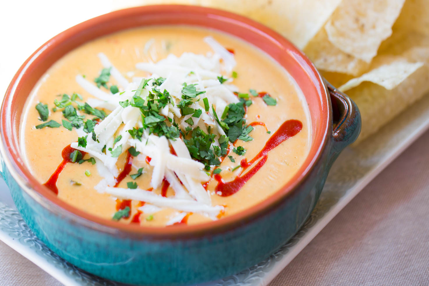 Fourth of July Recipes- Queso