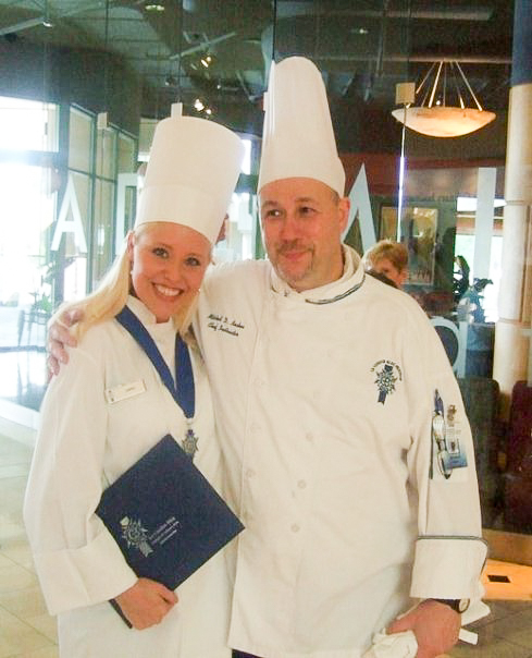 Sarah Penrod - culinary school
