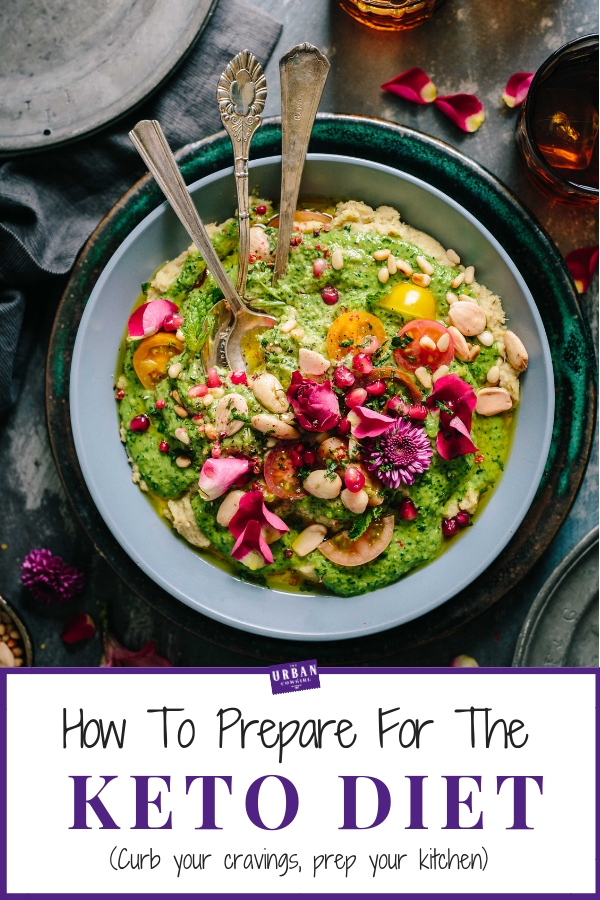 How to prepare for Keto- guide from Urban Cowgirl
