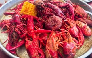 Louisiana Style Crawfish Dinner