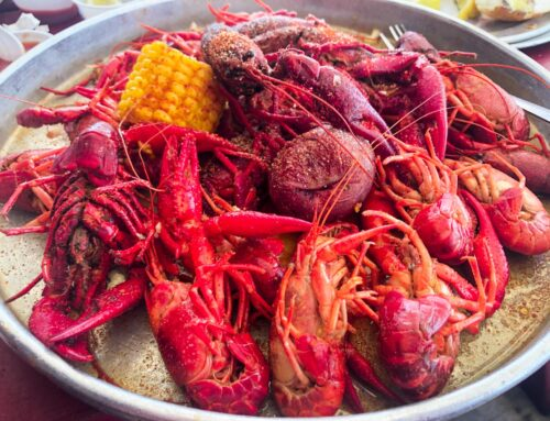 How To Throw A Crawfish Boil – Recipes for a 60lb. Crawfish Boil