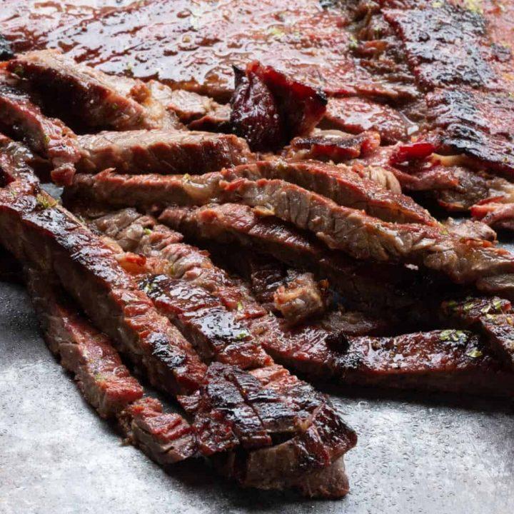 Texas Fajitas Recipe