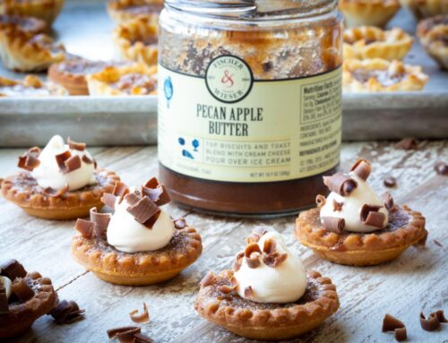 Apple Butter Tarts Recipe