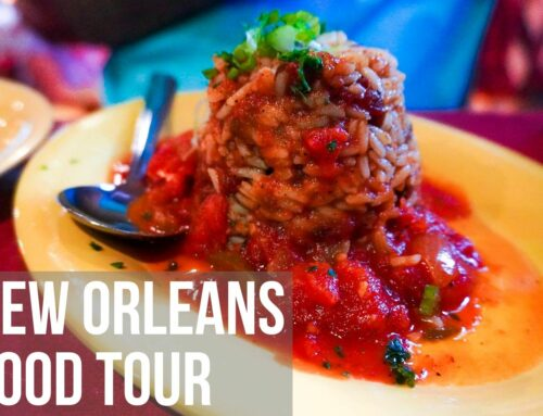 New Orleans Food Tour- Self Guided Food Walking Tour Of The French Quarter