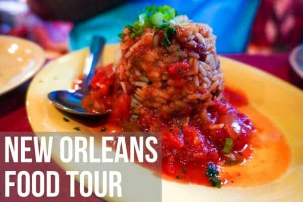 New Orleans French Quarter Food Tour Guide