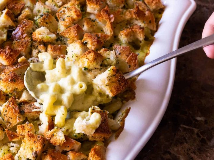 Poblano Mac and Cheese Recipe