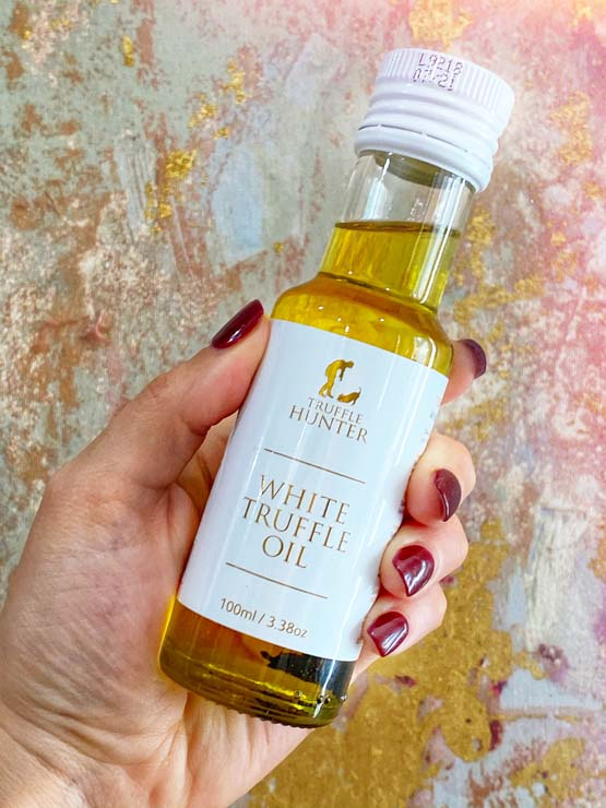 White Truffle Oil - Truffle Hunter
