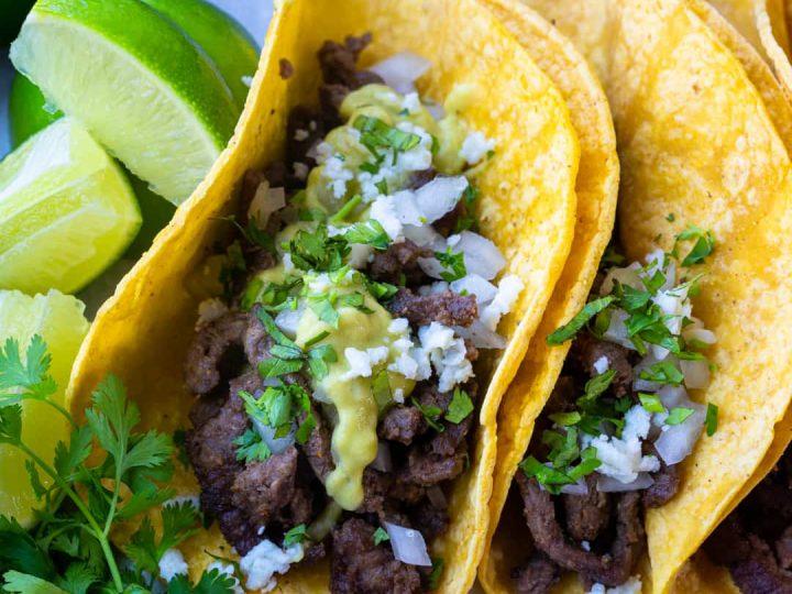Steak Street Tacos Recipe
