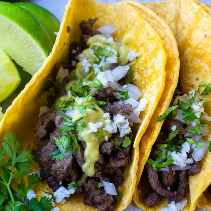 Steak Street Tacos Recipe
