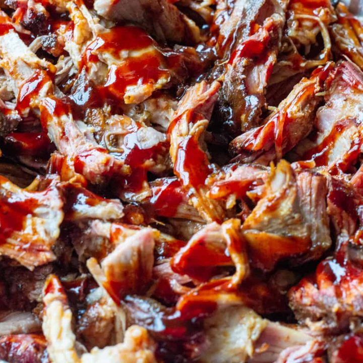 Pellet Grill Pulled Pork Recipe